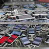 Опубликованы фотографии iPhone 5C с завода Pegatron