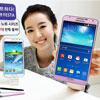 В Южной Корее продано 10 млн планшетофонов Samsung Galaxy Note