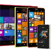 Продажи смартфонов Nokia Lumia сократились до 8,2 млн