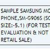 В Samsung Galaxy S5 Prime установлен 5,1-дюймовый экран?