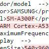 Названы характеристики смартфона Samsung Galaxy A3 (SM-A300)