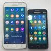 На фото появился Tizen-смартфон Samsung Z3 в сравнении с Samsung Z1