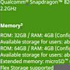 HTC 10 Lifestyle может быть основан на чипсете Snapdragon 820