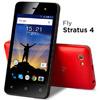 В России появился бюджетный смартфон Fly Stratus 4 (FS405)