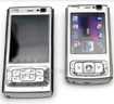 E-PDA V16 – китайский клон Nokia N95