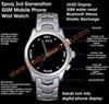 Epoq EGP-WP88 - первые часы-телефон с кинетической подзарядкой