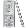 Nokia 6500 Classic теперь в серебристом исполнении