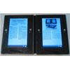 Прототип раскладной электронной книги Dual-Screen Ebook