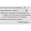 iPhone сможет работать как ДУ для iTunes