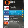 Приложение ShoZu для загрузки мобильных фото на  Adobe Photoshop.com