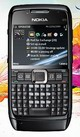 Официально: Nokia E71 в красном и чёрном