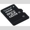 MWC2009. Карта памяти microSDHC от Kingston на 16 Гб