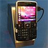 MWC2009. Samsung Valencia — смартфон, принадлежащий Microsoft