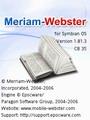 Обзор Merriam-Webster''s Unabridged Dictionary – большой словарь в маленьком смартфоне