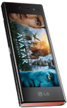 Обзор LG BL40 New Chocolate – телефон в шоколаде