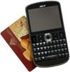 Обзор Acer beTouch E130: самый доступный QWERTY-Android