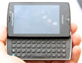 Sony Ericsson Xperia mini pro: первый взгляд