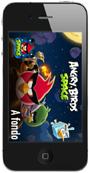 Об Angry Birds Space и о мобильных играх
