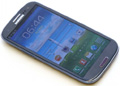 Первый взгляд на Samsung Galaxy S III