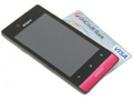 ������ ����� Sony Xperia miro: ������� ��������