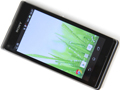 Обзор смартфона Sony Xperia L: дух времени